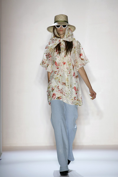 Karen Walker at New York Spring 2008