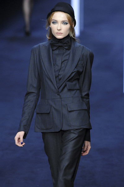 Karl Lagerfeld at Paris Fall 2008