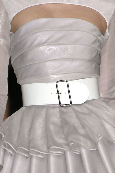 Karl Lagerfeld at Paris Spring 2009 (Details)