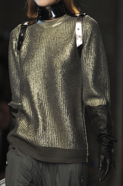 Kenneth Cole at New York Fall 2013 (Details)