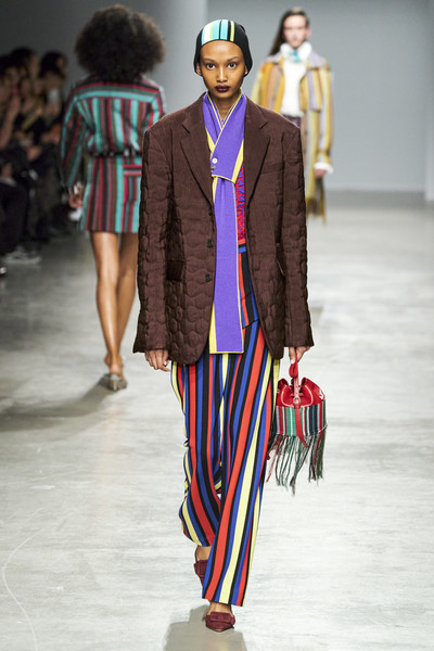 Kenneth Ize at Paris Fall 2020