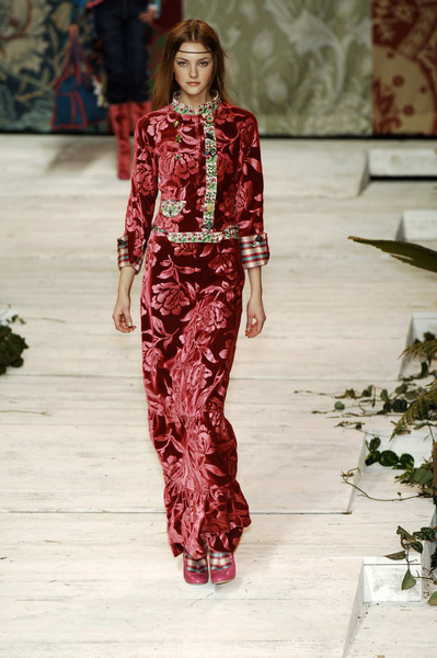 Kenzo at Paris Fall 2005