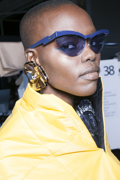Kenzo at Paris Fall 2013 (Backstage)