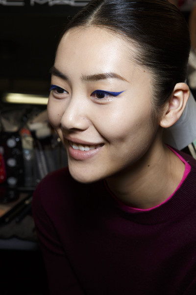 Kenzo at Paris Fall 2014 (Backstage)