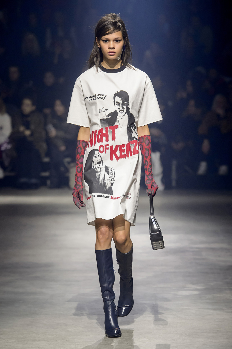 Kenzo Fall 2018 Runway Pictures Livingly