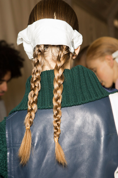 Kenzo at Paris Spring 2016 (Backstage)