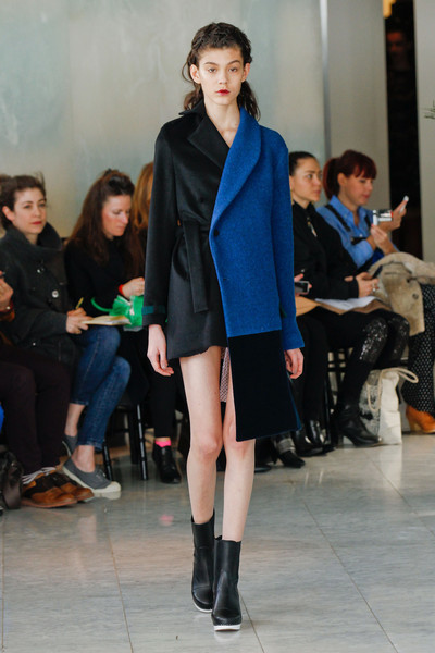 Kinder Aggugini at London Fall 2013