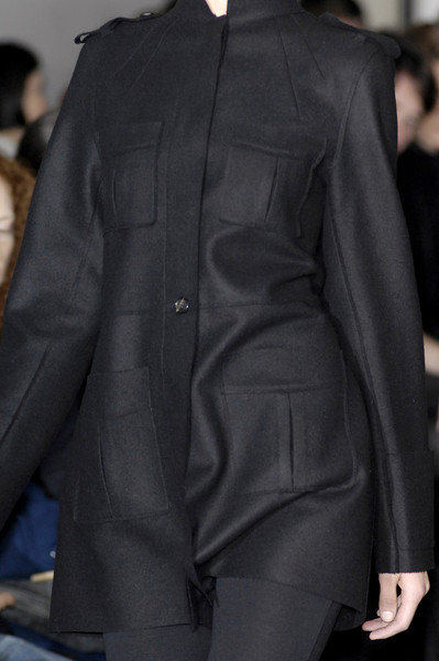 Kris Van Assche at Paris Fall 2009 (Details)