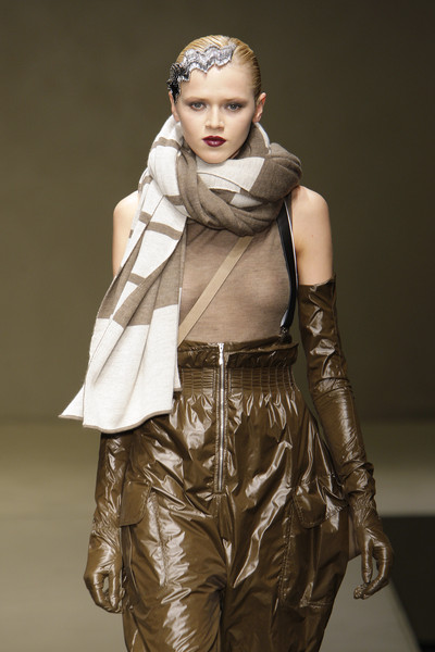 Krizia at Milan Fall 2010