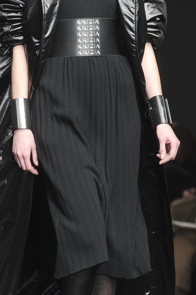 Krizia at Milan Fall 2011 (Details)