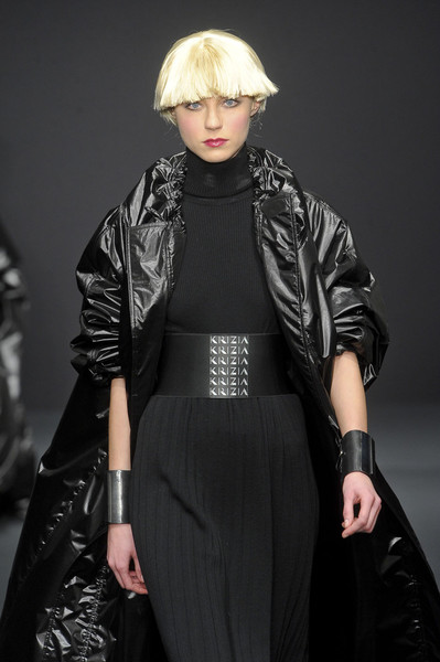 Krizia at Milan Fall 2011