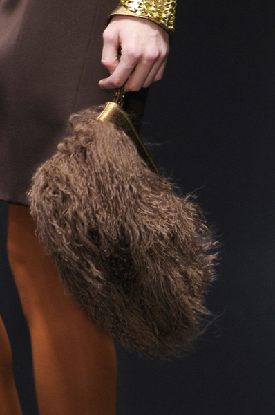 Krizia at Milan Fall 2012 (Details)