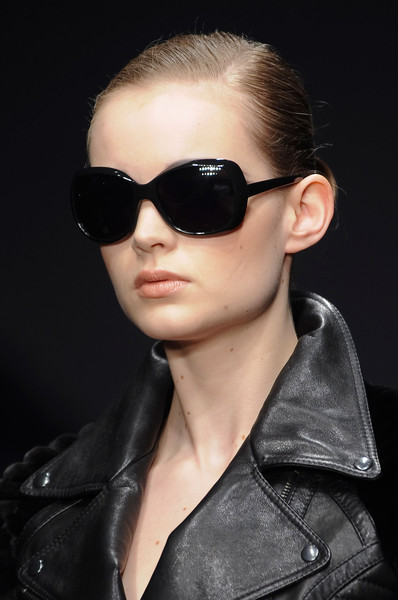 Krizia at Milan Fall 2013 (Details)