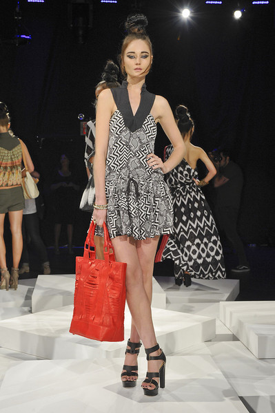 L.A.M.B. at New York Spring 2012