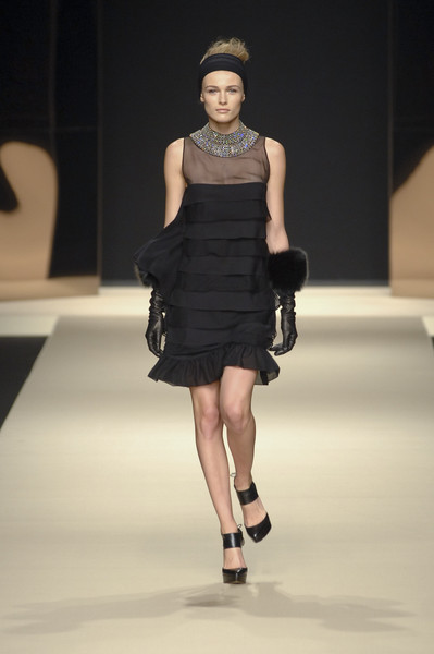 La Perla at Milan Fall 2008
