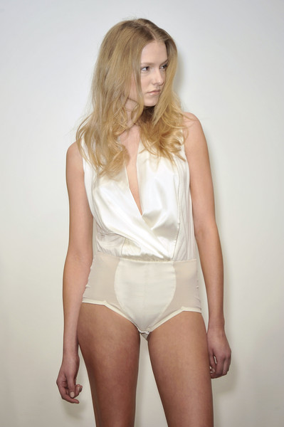 La Perla at New York Fall 2010
