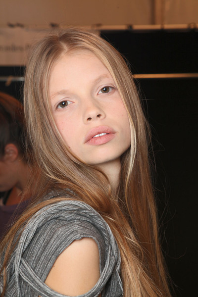 Lacoste at New York Spring 2012 (Backstage)