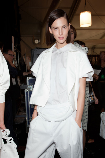 Lacoste at New York Spring 2013 (Backstage)