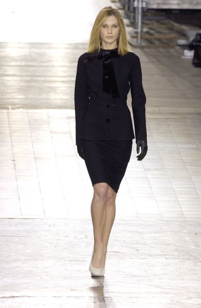 Lanvin at Paris Fall 2003