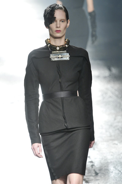 Lanvin at Paris Fall 2009