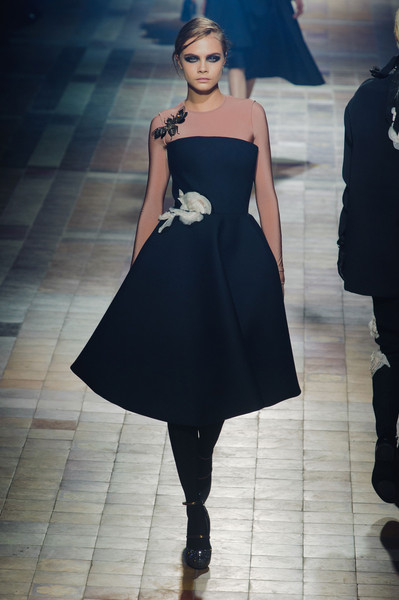 Lanvin at Paris Fall 2013
