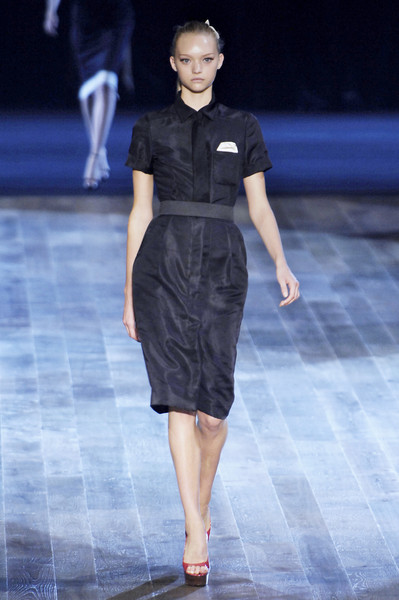 Lanvin at Paris Spring 2006