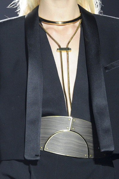 Lanvin at Paris Spring 2013 (Details)