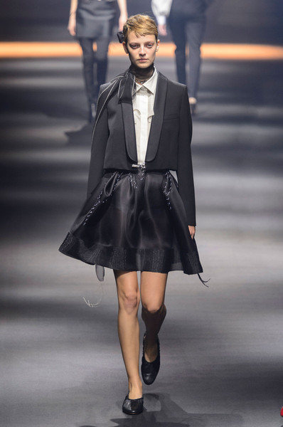 Lanvin at Paris Spring 2016 [fashion model,fashion,fashion show,clothing,runway,formal wear,suit,outerwear,haute couture,human,marc jacobs,fashion,fashion week,wear,clothing,runway,lanvin,paris fashion week,fashion show,new york fashion week,marc jacobs,lanvin,fashion,paris fashion week,new york fashion week,ready-to-wear,fashion week,fashion show,spring]