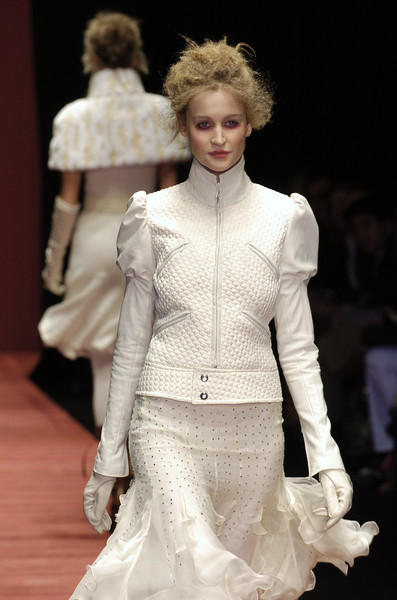 Laura Biagiotti at Milan Fall 2004