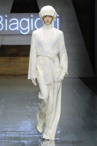 Laura Biagiotti at Milan Fall 2006