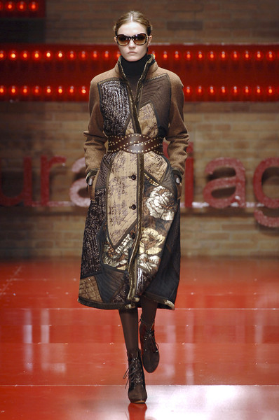 Laura Biagiotti at Milan Fall 2008