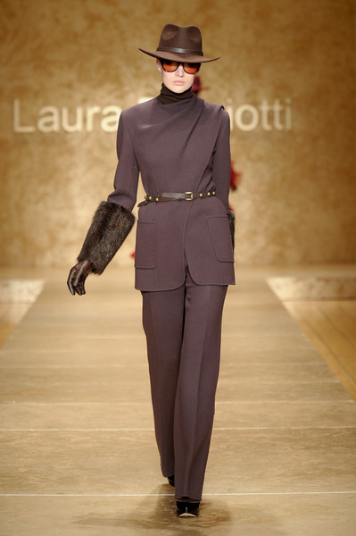 Laura Biagiotti at Milan Fall 2011