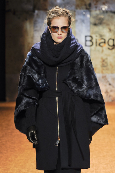 Laura Biagiotti at Milan Fall 2012