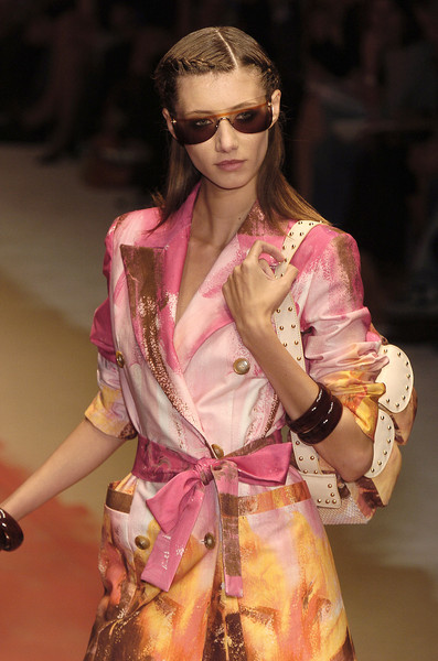 Laura Biagiotti at Milan Spring 2005