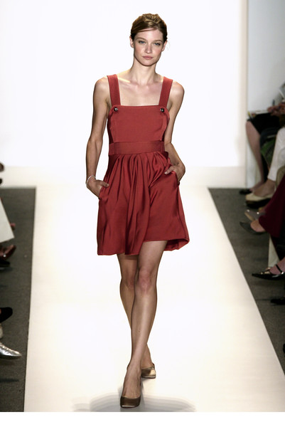 Lela Rose at New York Spring 2007