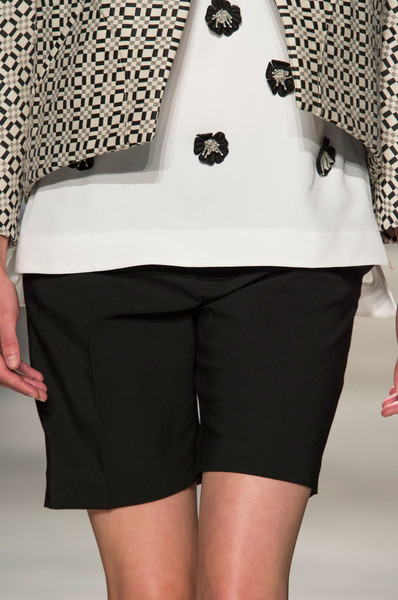 Lela Rose at New York Spring 2015 (Details)