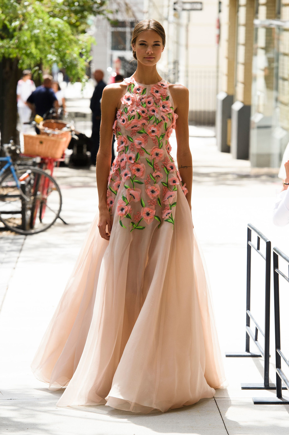 2017 the most beautiful dresses at