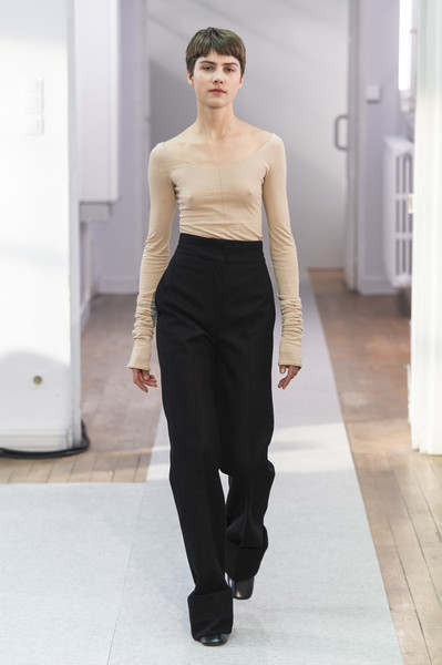Lemaire at Paris Fall 2019