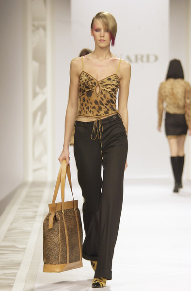 Leonard at Paris Fall 2001