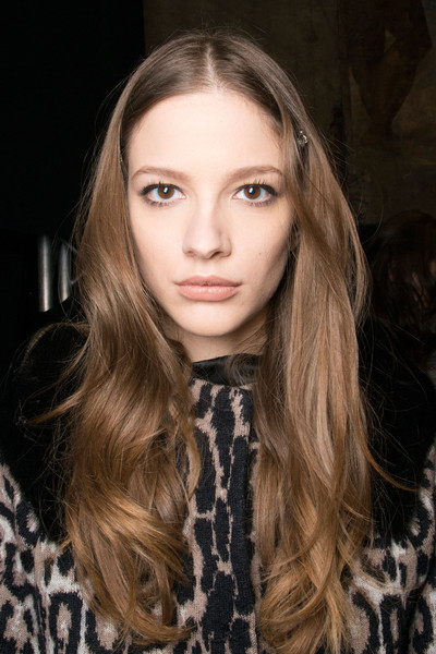 Les Copains at Milan Fall 2013 (Backstage)