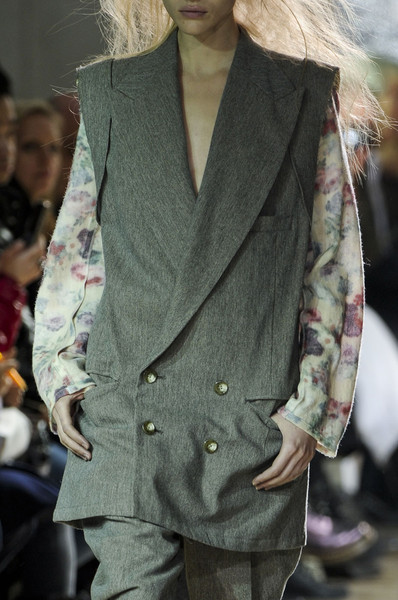 Limi Feu at Paris Fall 2011 (Details)