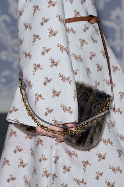 Louis Vuitton at Paris Fall 2013 (Details)