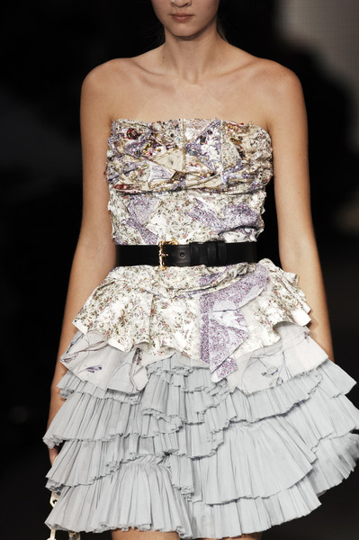 Louis Vuitton at Paris Spring 2007 (Details)