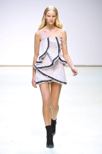 Louise Goldin at London Spring 2010
