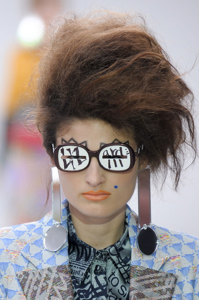 Louise Gray at London Spring 2013 (Details)