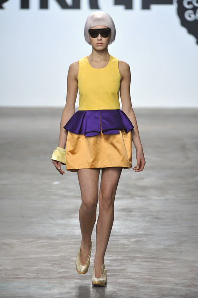 Louise Markey at London Spring 2009