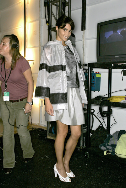 Luca Luca at New York Spring 2007 (Backstage)