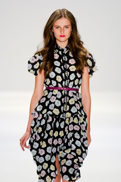 Luca Luca at New York Spring 2012