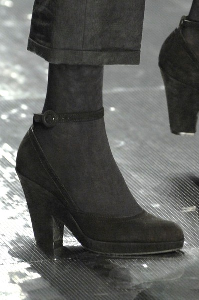 Luciano Soprani at Milan Fall 2007 (Details)