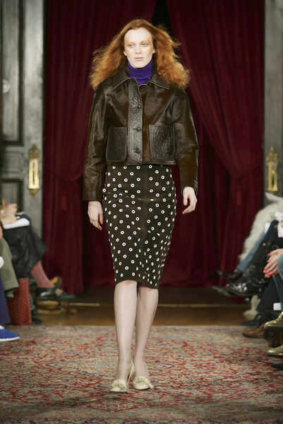 Luella Bartley at New York Fall 2005